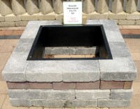 Steel Insert For Ring Fire Pit | Fire Pit Design Ideas