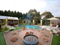 Backyard Brick BBQ Plans | Fire Pit Design Ideas