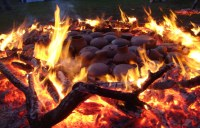 Best Clay For Pit Firing | Fire Pit Design Ideas