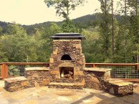 Brick BBQ Grill And Smoker Plans   Fire Pit Design Ideas