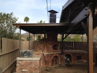 How to Build a Brick BBQ Smoker | Fire Pit Design Ideas