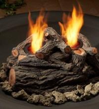 Ceramic Logs For Fire Pit | Fire Pit Design Ideas