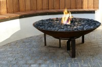Chiminea Clay Fire Pit | Fire Pit Design Ideas