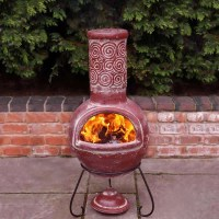 Clay Fire Pit Chimney | Fire Pit Design Ideas