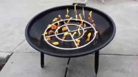 Coleman Charcoal Grill Fire Pit