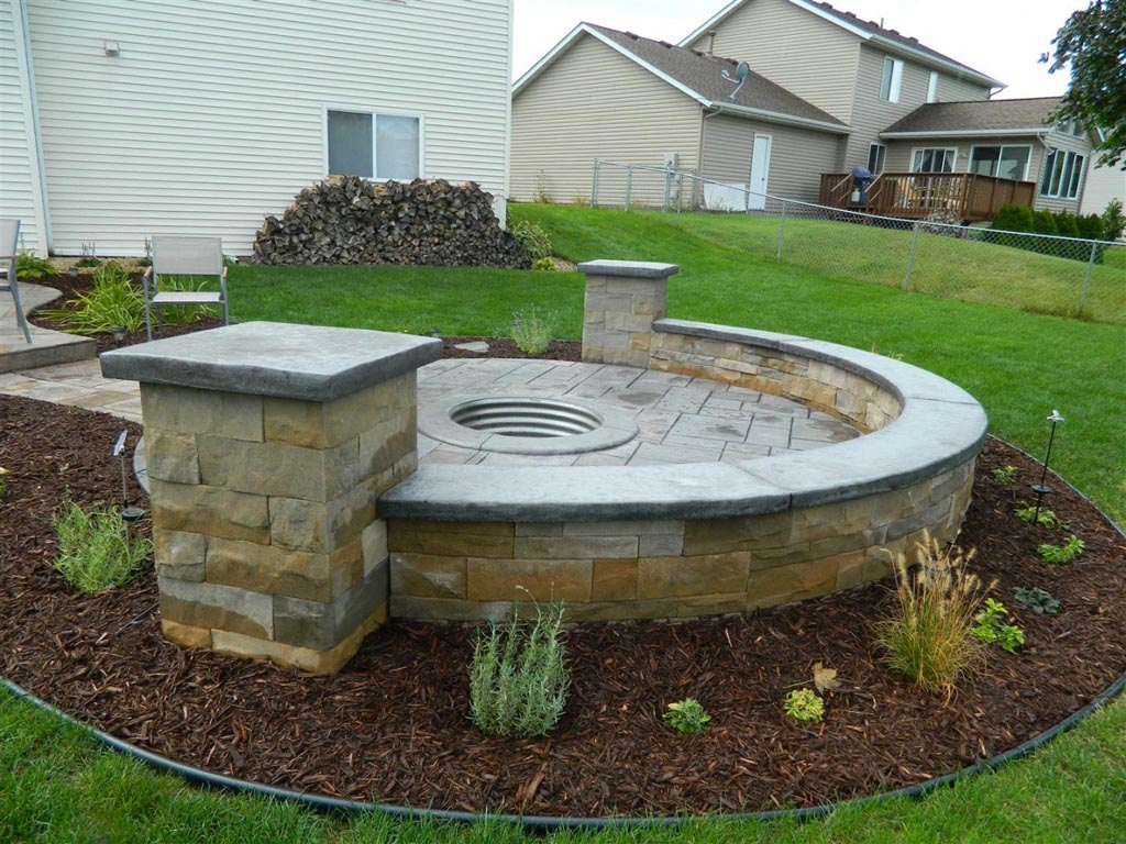 Cool Looking Fire Pits  Fire Pit Design Ideas