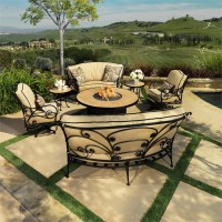 Fire Pit Chair Set | Fire Pit Design Ideas