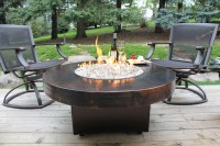 Fire Pit Dining Table And Chairs | Fire Pit Design Ideas