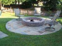 Fire Pit Plans Stone | Fire Pit Design Ideas