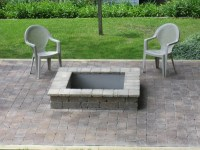Fire Pit Square Insert | Fire Pit Design Ideas