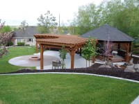 Swing Fire Pit is a Great Idea | Fire Pit Design Ideas