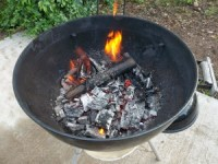Clay Chiminea Fire Pit | Fire Pit Design Ideas