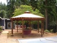 Gazebo Plans With Fire Pit | Fire Pit Design Ideas