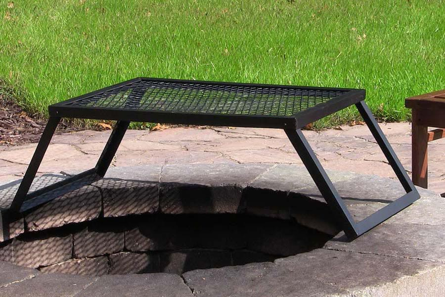Grill For Fire Pit