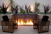 Homemade Modern Fire Pit | Fire Pit Design Ideas
