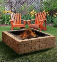 Menards Fire Pit Plans | Fire Pit Design Ideas