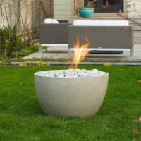 Modern Fire Pit in Your Garden | Fire Pit Design Ideas