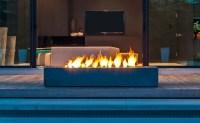 Modern Outdoor Fire Pit | Fire Pit Design Ideas