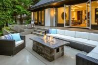 Modern Outdoor Propane Fire Pit | Fire Pit Design Ideas