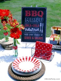 Make the Evening Unique with BBQ Party Decorations | Fire ...