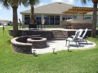 Can You Use A Fire Pit On A Wood Deck. 15 Various Kinds Of ...