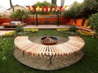 Paver Stone Fire Pit | Fire Pit Design Ideas