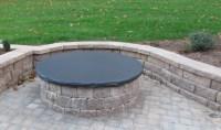 Square Fire Pit Covers | Fire Pit Design Ideas