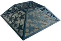 Replacement Fire Pit Screens. Square Fire Pit Screen Fire ...
