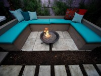 Sunken Fire Pit Images | Fire Pit Design Ideas