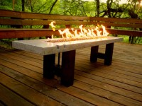 Table Fire Pits With Chairs | Fire Pit Design Ideas