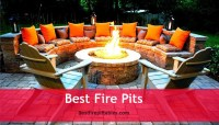 Best Outdoor Propane & Gas Fire Pits for Heat | Guide & Review