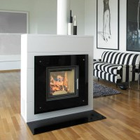 When a 2 Sided Fireplace is Preferable Option