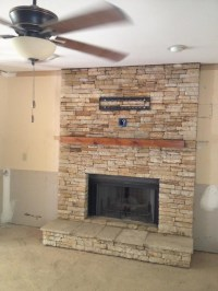 Air Stone Fireplace Surround | Fireplace Designs