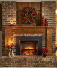 Artificial Fire Insert | Fireplace Designs