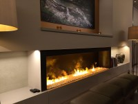 Built In Electric Fireplace Inserts | Fireplace Designs