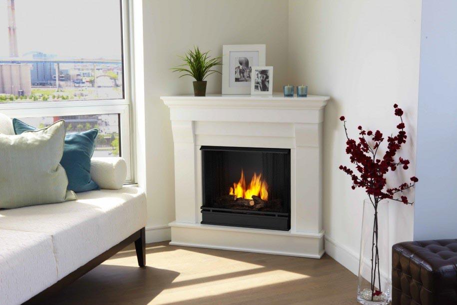 Corner Fireplace Mantels Plans