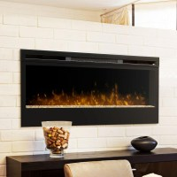 Dimplex Contemporary Electric Fireplace | Fireplace Designs