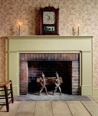 DIY Electric Fireplace Mantel | Fireplace Designs