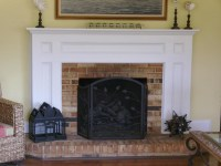 DIY Fireplace Mantel Ideas