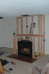 DIY Fireplace Surround for Your House | Fireplace Designs