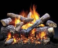 Fake Burning Logs For Fireplace