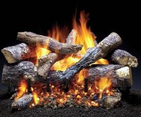 Fake Burning Logs For Fireplace | Fireplace Designs