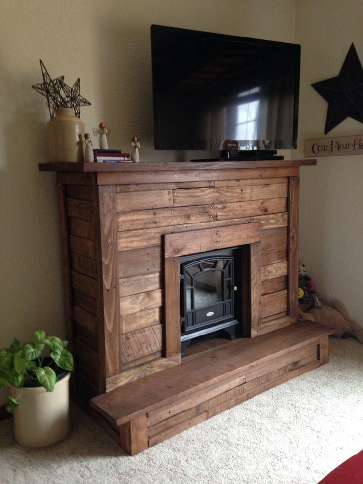 Fake Fireplace Insert Logs and More Accessories for