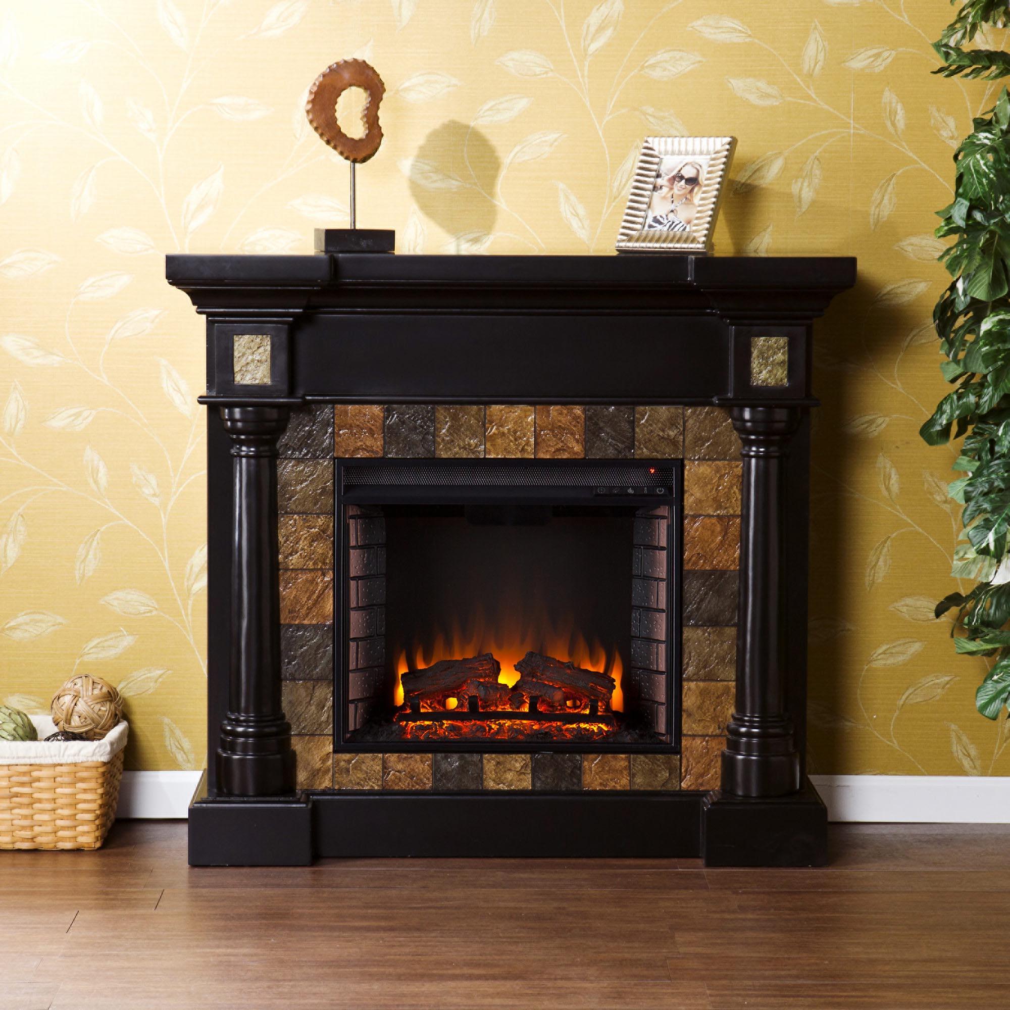 Fake Fireplace Room Heater