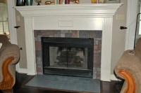 Faux Stone Fireplace Hearth
