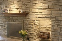 Faux Stone Panels For Fireplace | Fireplace Designs