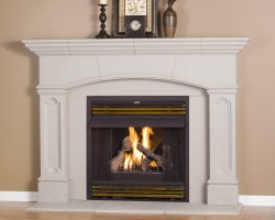 Eye Catching Ideas for Contemporary Fireplace Surrounds ...