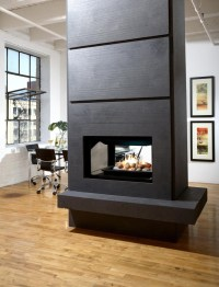 Gas Fireplace 2 Sided | Fireplace Designs