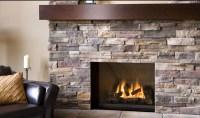 Modern Gas Fireplace Mantels   Fireplace Designs