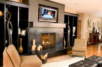 Gas Fireplace Mantels Ideas